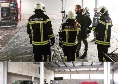 Shooting Pompiers fribourg STEMUTZ