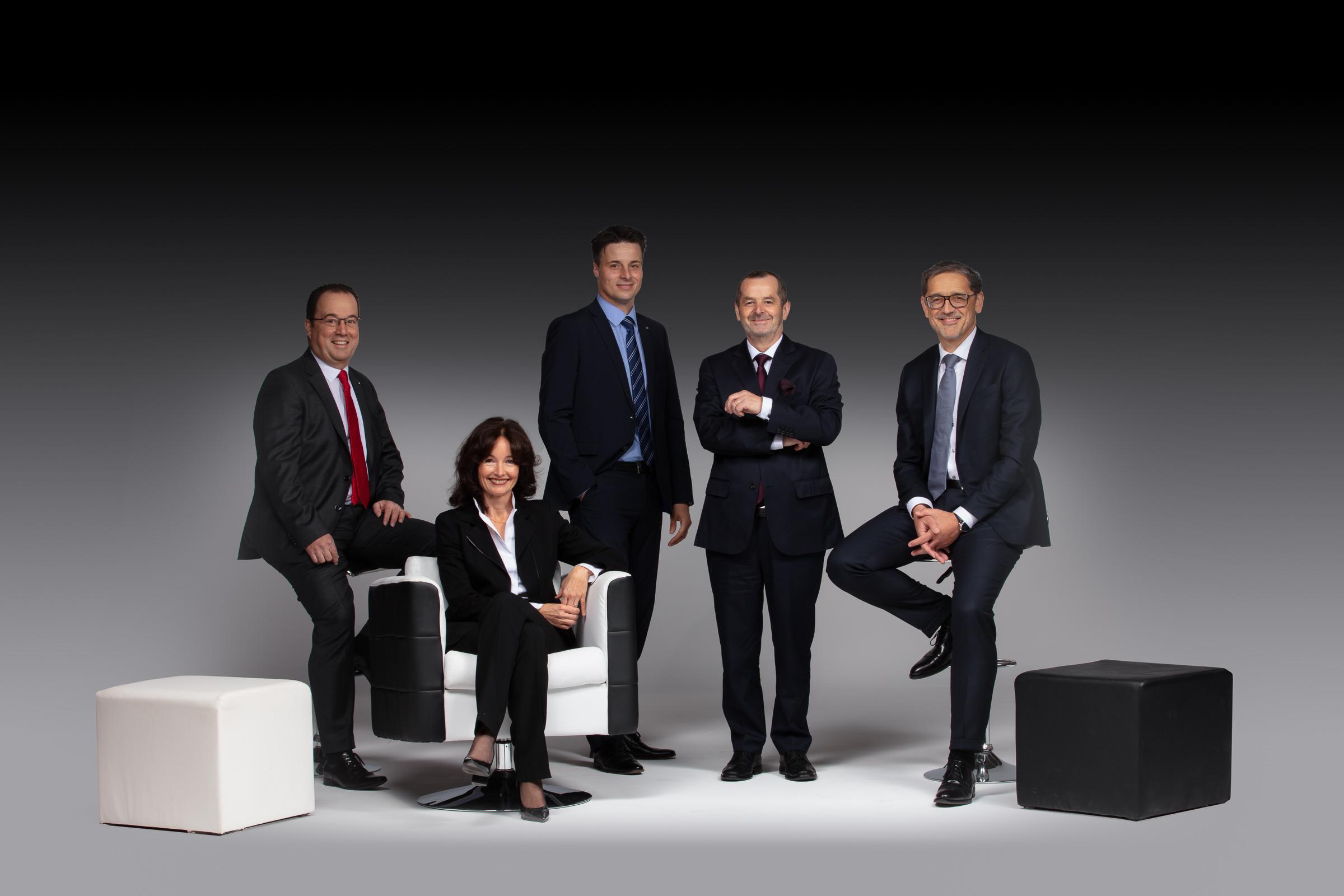 La direction de Groupe E