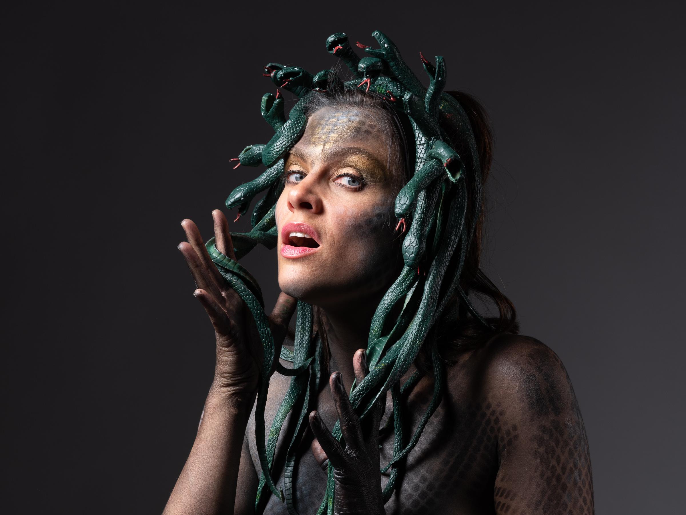 Nina Burri Medusa by STEMUTZ, Fribourg, 11.08.2020