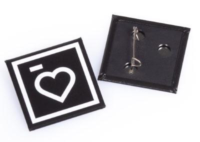 Heart Logo Badge STEMUTZ