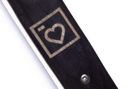 STEMUTZ Couteau-peigne Messerkamm Comb Knife