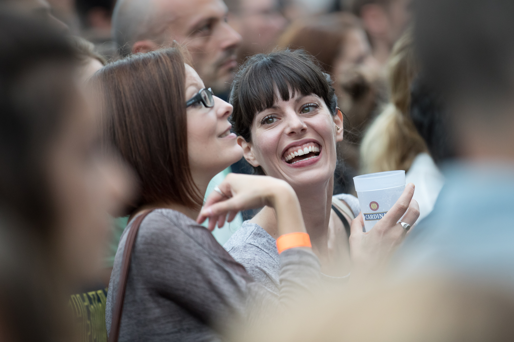 Festival Les Georges 2017: Timber Timbre, Blonde Redhead etc.