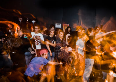 Burning Moshpit! ... Breakdown of Sanity @ Nouveau Monde, Fribou