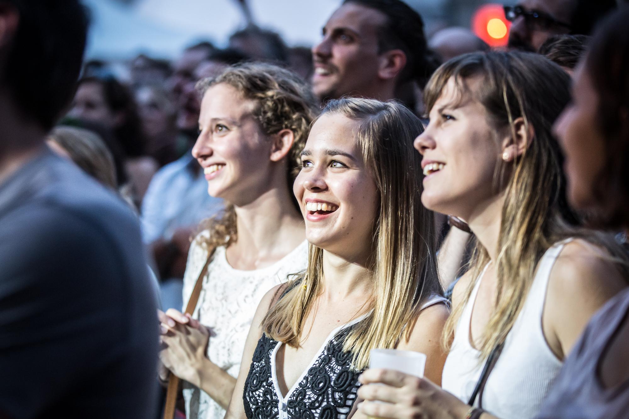 Les Georges Festival 2015, Fribourg, 18.07.2015