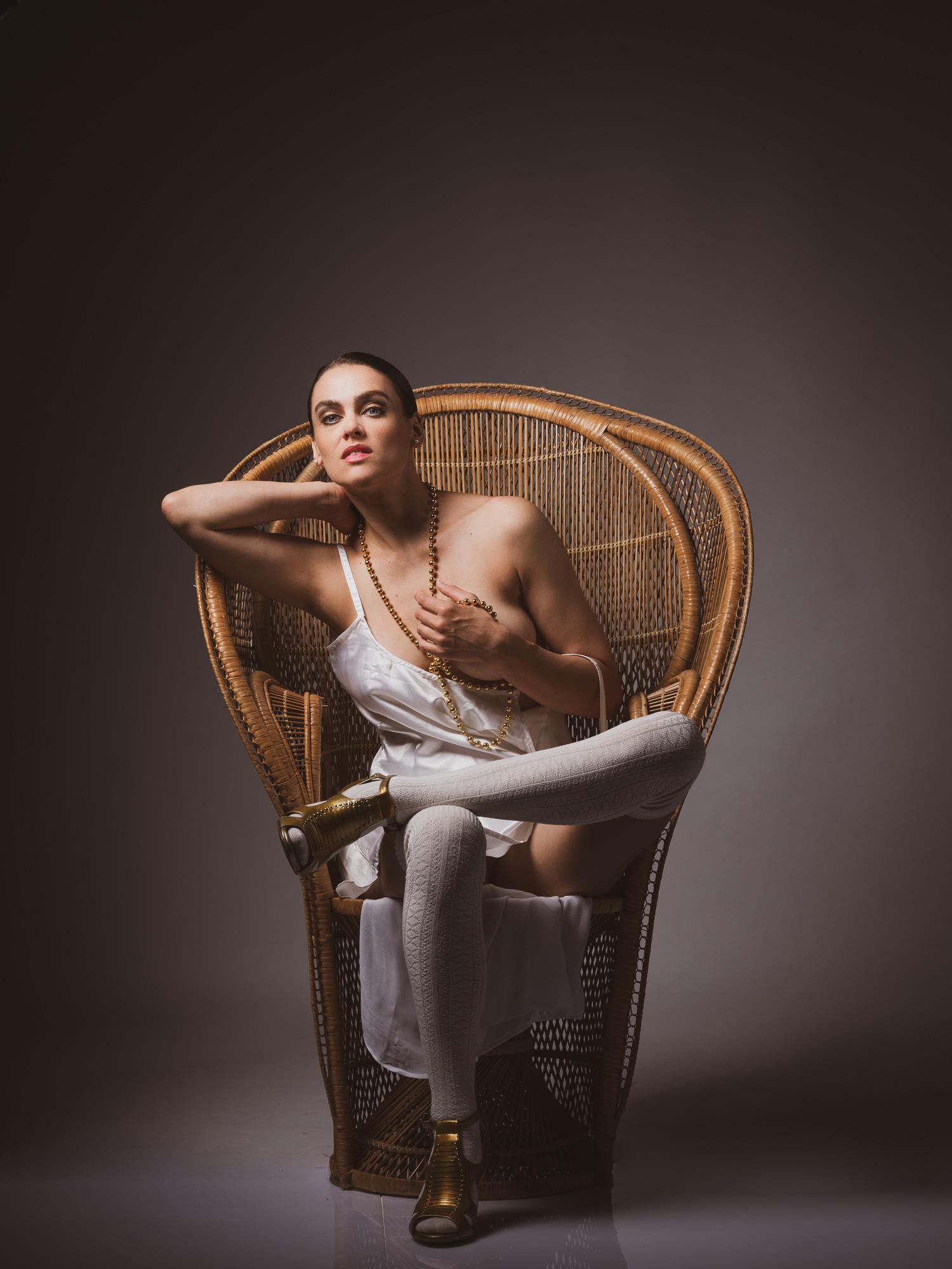 Nina Burri Emmanuelle Remake by STEMUTZ, Fribourg, 11.08.2020
