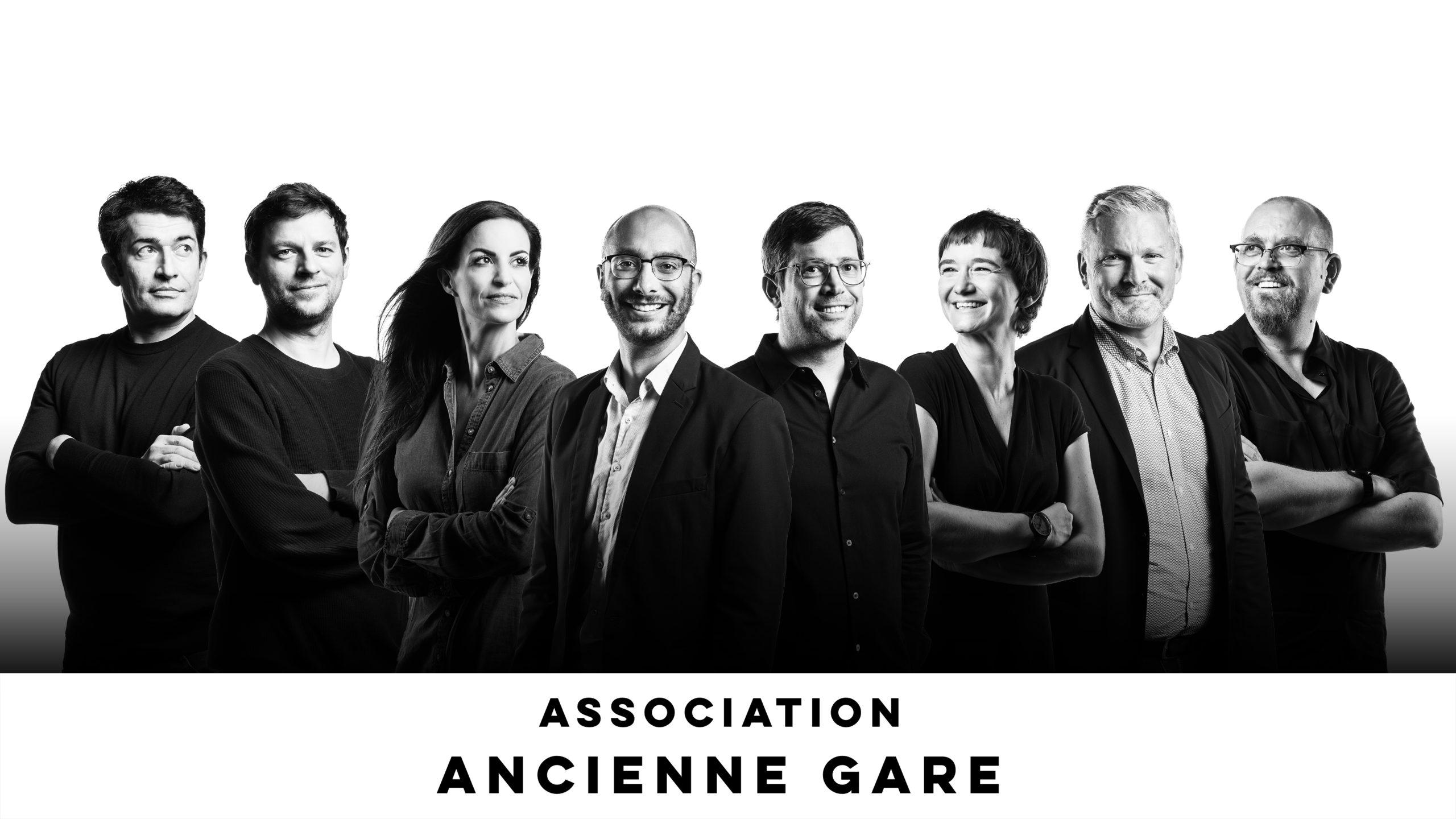 Comité Association Ancienne Gare AAG by STEMUTZ, bluefactory, 17.09.2020